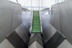 gewassen sorteren DTDijkstra DT Dijkstra sorteermachine